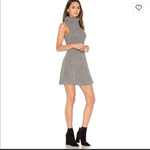 J.O.A. Turtleneck Sweater Dress Sleeveless size L